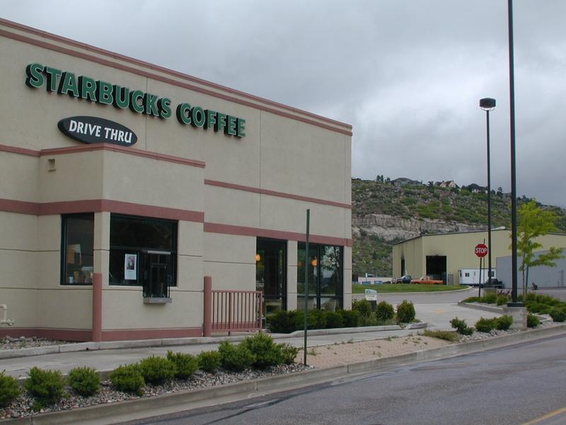 Starbucks in Colorado Springs