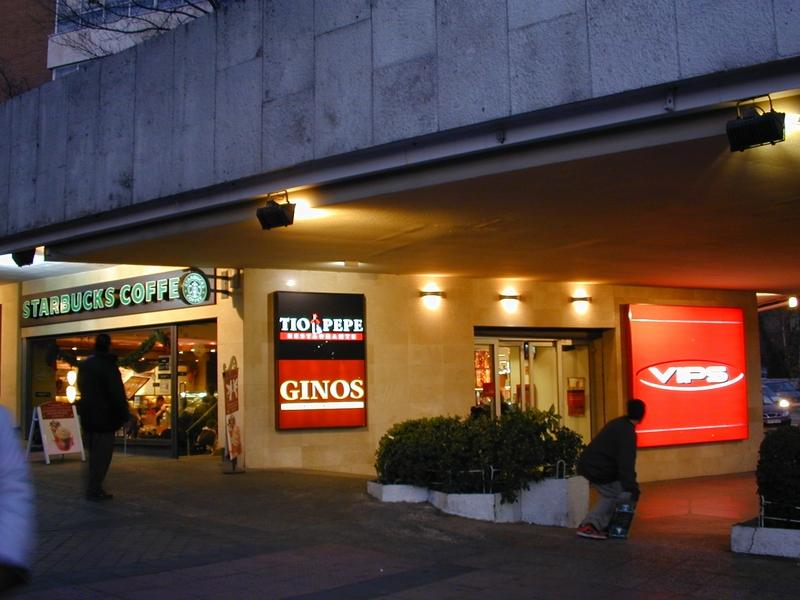 xanadu shopping centre madrid