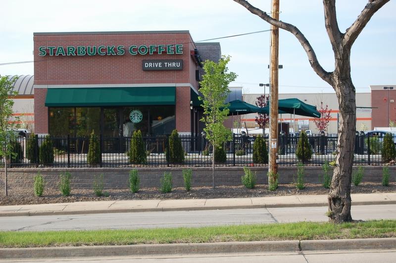 Milwaukee Starbucks in