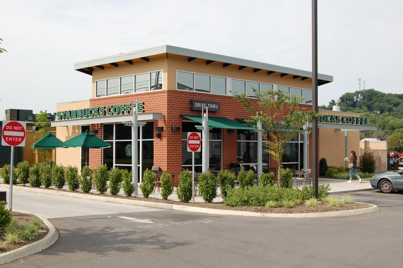 Starbucks in Knoxville