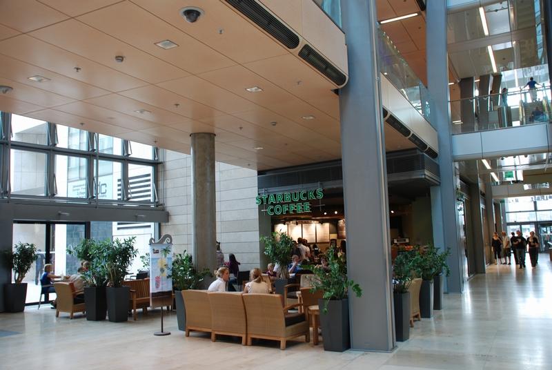 Starbucks in Hamburg