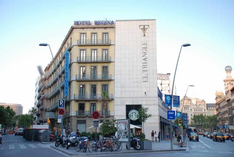 Starbucks in barcelona - Placa universitat barcelona ...