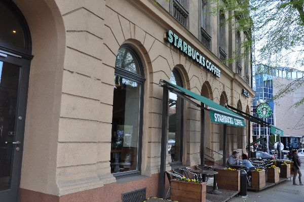 Starbucks In Hungary