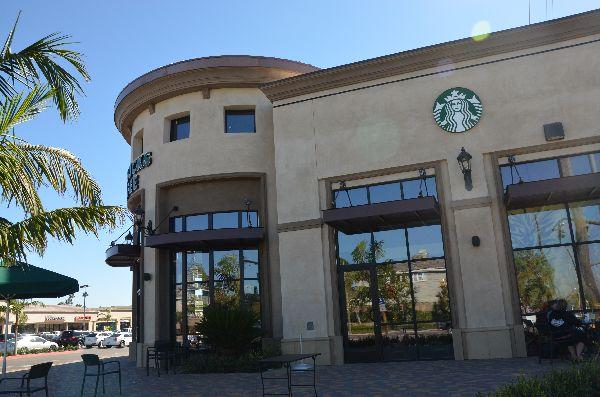 Starbucks In Orange County