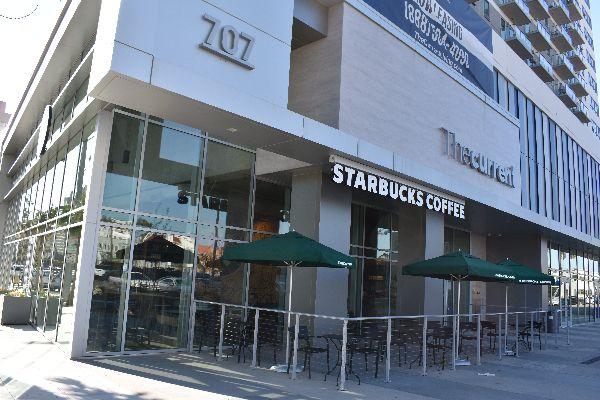 Starbucks Long Beach Blvd Willow